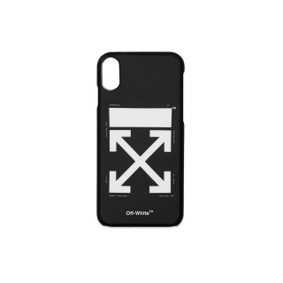 ARROWS iPhoneX CASE / Black/White