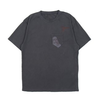 POCKET T-SHIRT / Black
