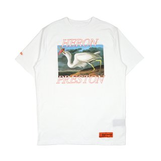 WHITE HERON JERSEY T-SHIRT S/S / White/Multi
