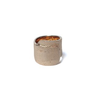 BAND AID RING / Gold