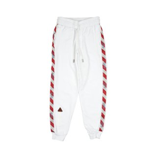 SWEATPANT WITH SIDE TAPE