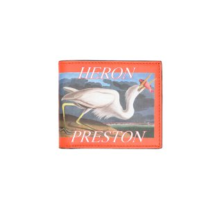 HERON LEATHER WALLET