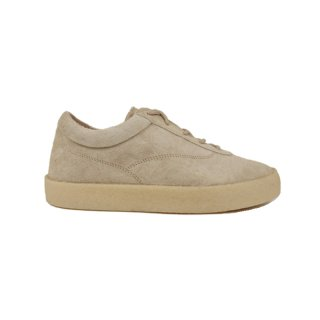THICK SHAGGY SUEDE CREPE SNEAKER