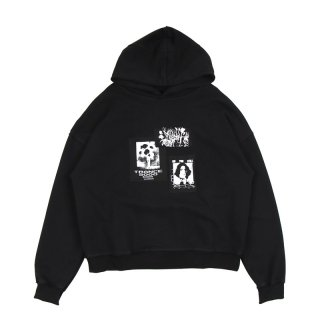 Multi-Patch Hoodie