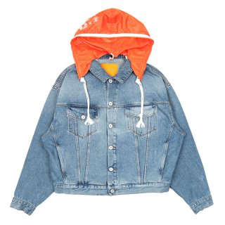 PARACHUTE DENIM JACKET