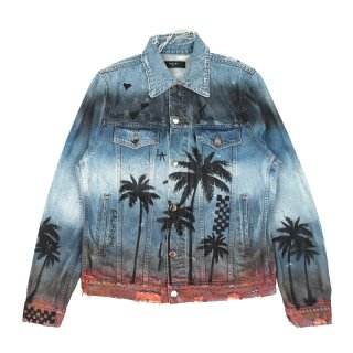 Palm Denim Trucker