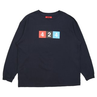 HONESTEE L/S T-SHIRT