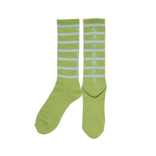 STRIPE SOCKS / Green
