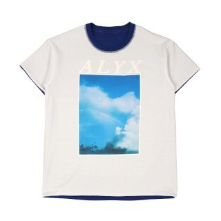 REVERSE CLOUO TEE
