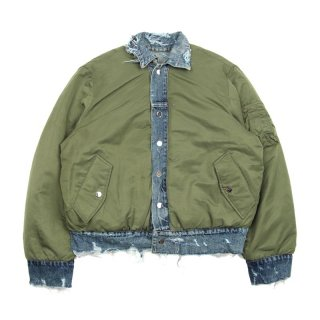 Reversible Trucker Bomber