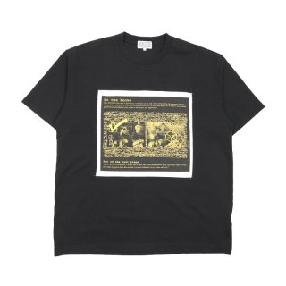 NO ONE KNOWS PANEL TEE