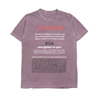 CRYPTOGRAPHY TEE