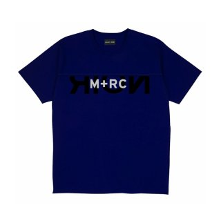 BIG LOGO TEE  / Navy