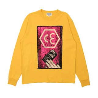 HEX CE LONG SLEEVE T-SHIRTS