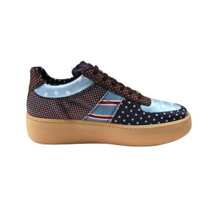 Mix Fabric MM1 Low Top