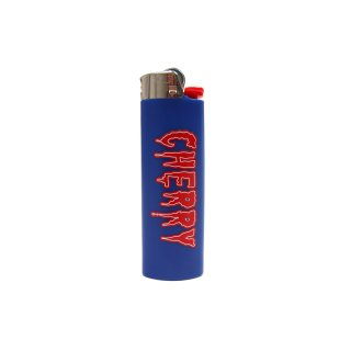 cherry rogo lighter / Blue