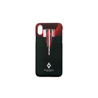 WINGS BARCODE IPHONE X CASE