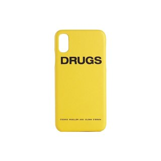 IPHONE X CASE LEATHER WITH PRINT