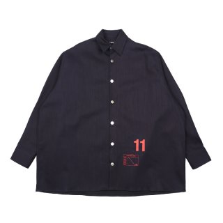 Denim Easy Fit Shirt