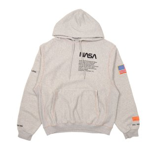 NASA  HOODED  SWEATSHIRT