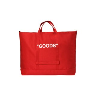RED QUOTE BAG