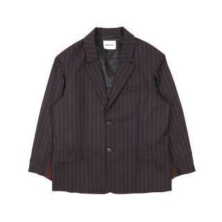 NOBO STRIPE SUIT JACKET