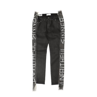 NTMB STUDS DENIM PANTS