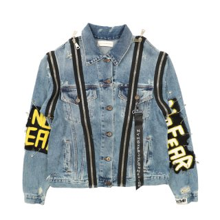 NTMB MONSTER DENIM JACKET