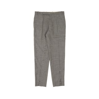 FRONT SPLIT TROUSERS