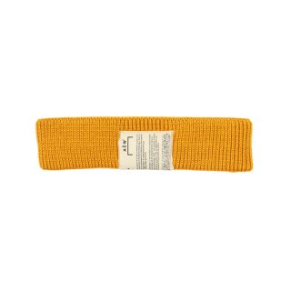 CARE LABEL KNIT HEADBAND