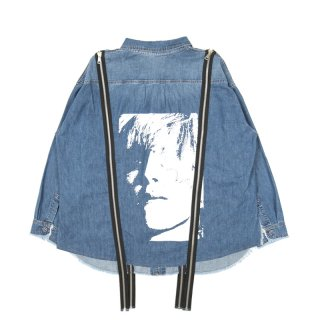 NMTB DENIM JACKET