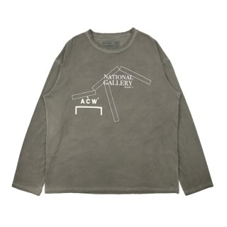 NATIONAL GALLERY  LONGSLEEVE
