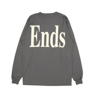 ENDS LONG SLEEVE T-SHIRT