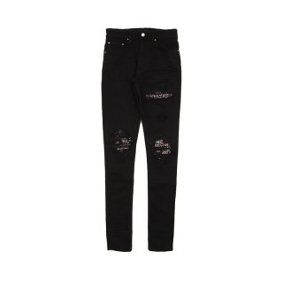 MX1 Bandana Jean Dirty Black