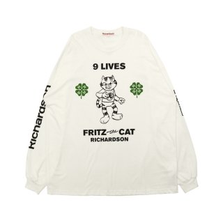 FRITZ the CAT 9 LIVES L/S TEE