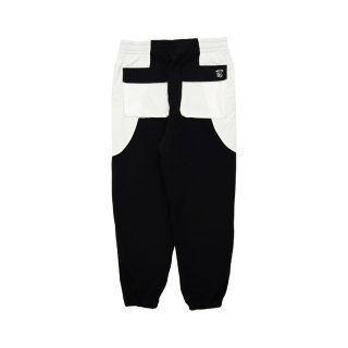 PIPING FLEECE PANTS