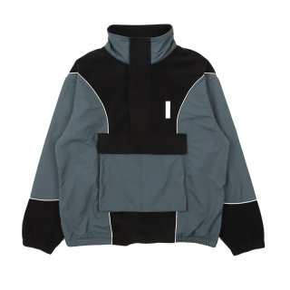 PIPING FLEECE JACKET