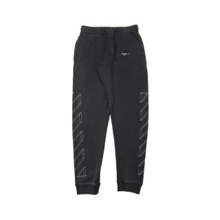 DIAG 3D LINE SWEATPANTS