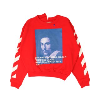 DIAG BERNINI SPLICED CREWNECK