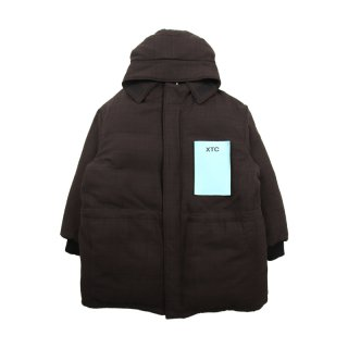 REVERSIBLE DOWN PARKA