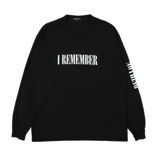 I REMEMBER NOTHING L/S