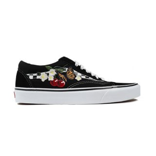 OLD SKOOL CHECKER FLORAL