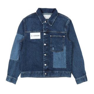 PATCHED TRUCKER JACKET