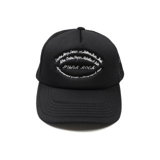 PUNK ROCK TRACKER CAP