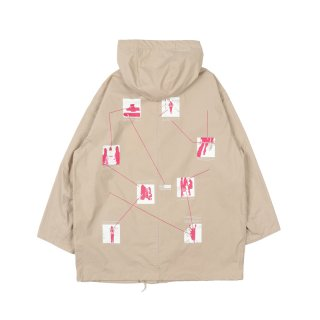 LIGHT COTTON JACKET
