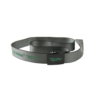 BUBBLE FONT BELT