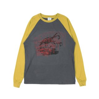 DESTROY RAGLAN SLEEVE