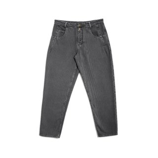 DARTED STRAIGHT JEAN