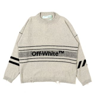 COTTON OW SWEATER