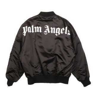 LOGO OVER BOMBER